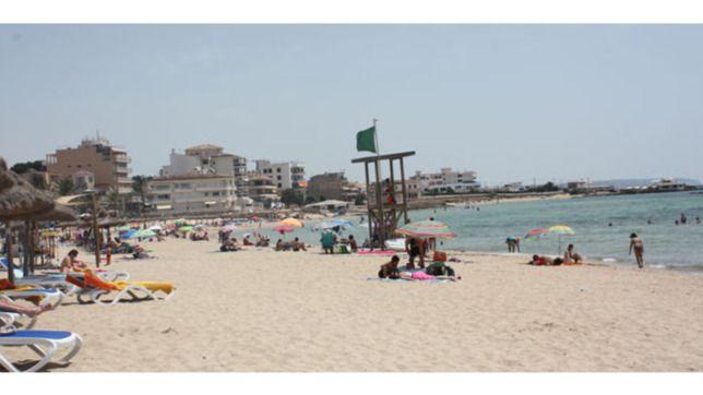 Reabren al baño las playas de Can Pere Antoni y Ciudad Jardín