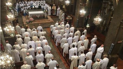 Los 'coritos' se despiden este domingo de Lluc
