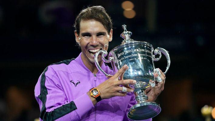 Nadal gana su cuarto US Open