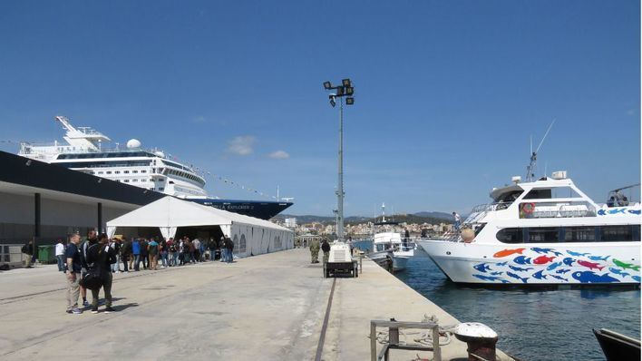 Palma acoge esta semana el Congreso Mundial de Seguridad en los Puertos