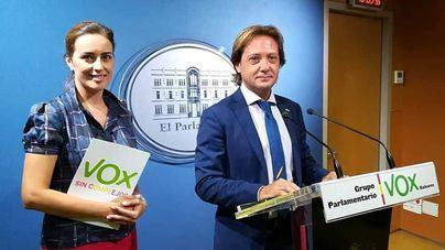 """Campos: """"Queremos los datos de delincuencia e inmigración ilegal; Baleares va camino de ser como Barcelona"""""""