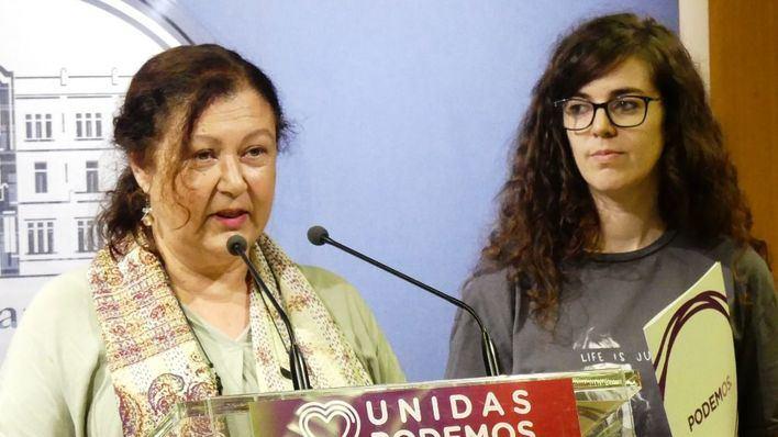 Podem defiende la lucha contra el cambio climático como eje transversal en políticas sociales