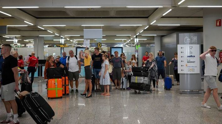 El turismo internacional aumentó un 4 por ciento en el primer semestre de 2019