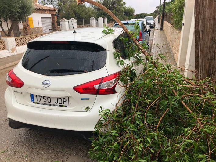 Alerta ante una nueva 'gota fría' en Baleares