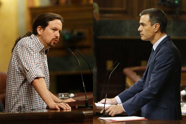 Iglesias vuelve a poner a Baleares como ejemplo para un gobierno en coalición con Sánchez