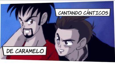 Estopa vuelve en formato cómic con 'Yo no estoy loco'