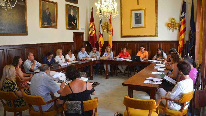 Santanyí pide al Consell un carril bici hasta Campos y un paseo al polígono
