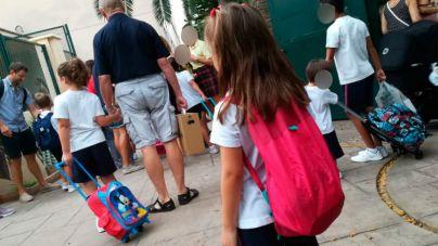 170.251 niños empiezan hoy las clases en Baleares