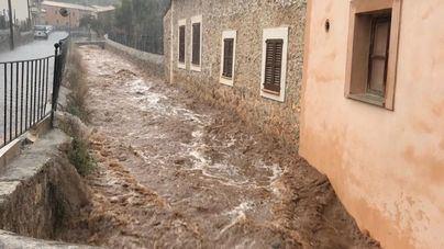 Suspendido el inicio de curso en el norte y noreste de Mallorca por la gota fría