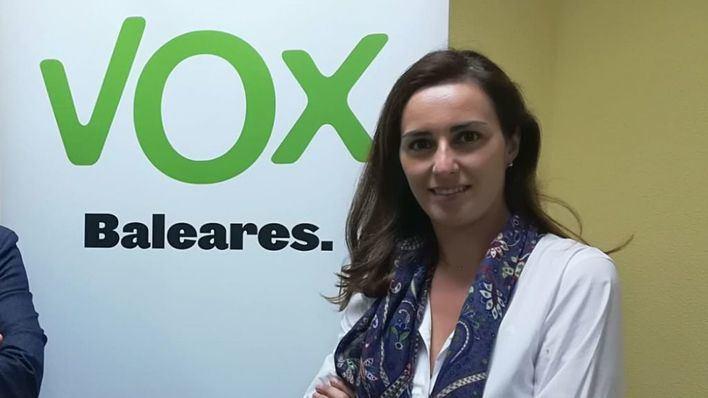 Vox acusa al Govern de 'premiar a sus amiguetes' como Maria del Mar Bonet