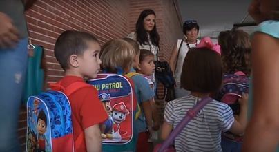 El curso escolar empieza sin incidentes en Calvià