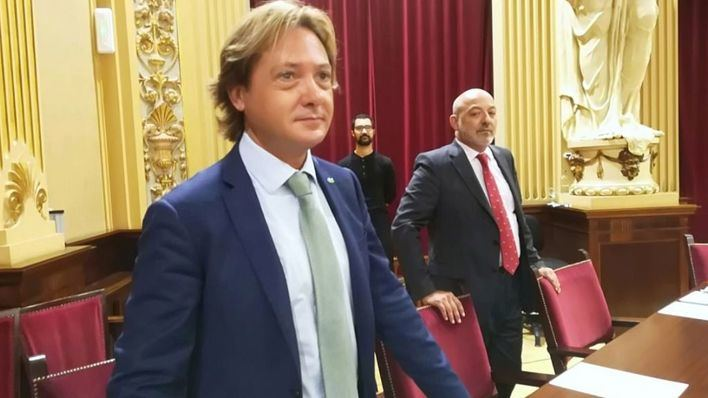 """Jorge Campos a Francina Armengol: """"No es Open Arms, es Open Mafia"""""""