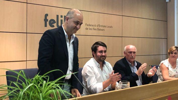 Toni Salas, alcalde de Costitx, elegido nuevo presidente de la FELIB