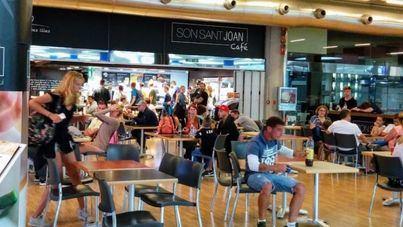 Son Sant Joan alcanzó en agosto su récord histórico con 4,2 millones de viajeros