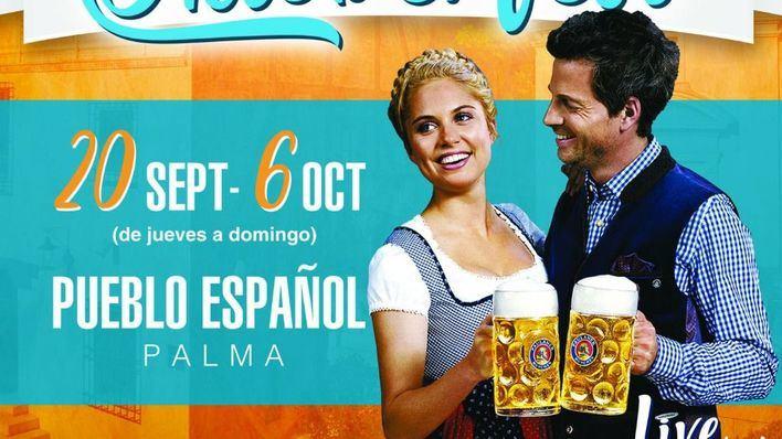 La gran fiesta Oktoberfest vuelve a Mallorca