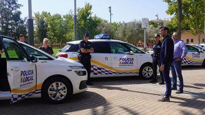 Manacor renueva su flota de vehículos policiales