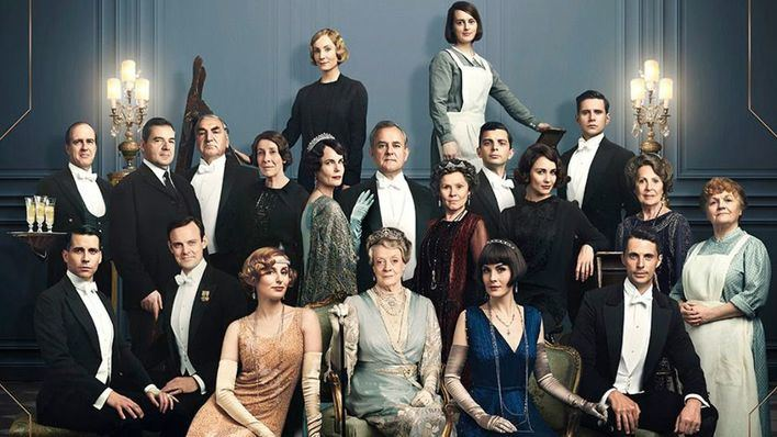 Downton Abbey salta a la gran pantalla