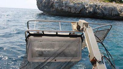 Los plásticos encabezan la lista de residuos retirados en el litoral balear en agosto