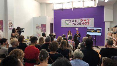 Jover acusa al PSOE de querer 'contentar a CEOE y a las multinacionales antes que formar un gobierno de coalición'
