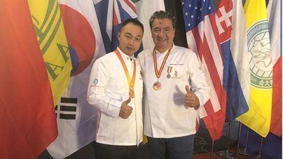 Koldo Royo estrecha lazos en China para traer un gran acontecimiento culinario a Mallorca