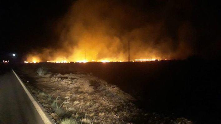 Este año han ardido más de 100 hectáreas por incendios forestales en Baleares