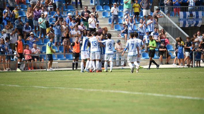 El Atlético Baleares suma su tercera victoria de la temporada