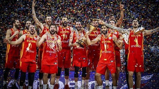 El capitán Rudy Fernández: 'Somos merecidísimos campeones del mundo'