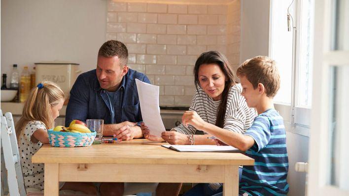 El IBFamilia insta a rescatar 'el papel activo del padre' en la crianza de los hijos