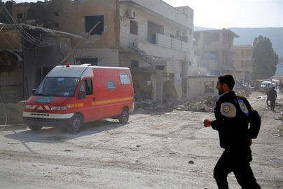 Un atentado con coche bomba deja al menos 12 muertos en el norte de Siria