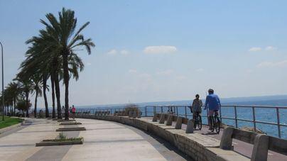 Sol y temperaturas de hasta 32 grados en Baleares