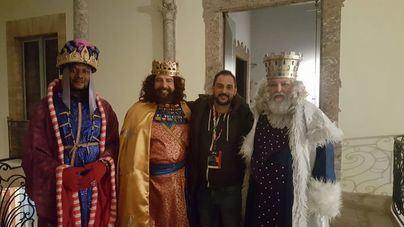 Daniel Puig repetirá como director artístico de la Cabalgata de Reyes de Palma