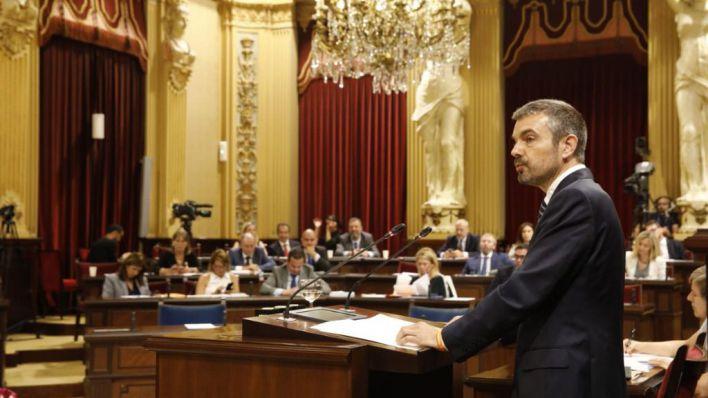 """Ciudadanos exige al Govern que aclare """"de dónde piensa recortar los presupuestos"""""""