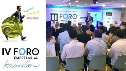 Turismo y movilidad, a debate en el IV Foro Empresarial AgenciaCom