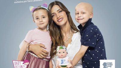 Sara Carbonero presenta su Baby Pelón