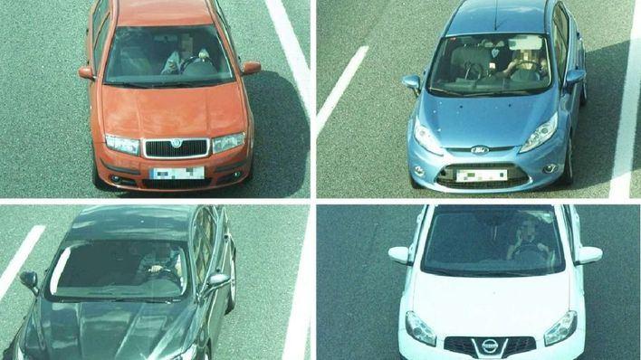 La distracción al volante, primera causa de accidentes de tráfico