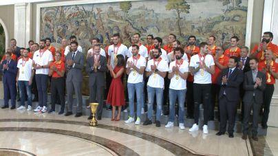 España vibra con el oro de la Selección de baloncesto