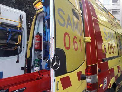 Fallece un trabajador al caer de un tejado en Pollença