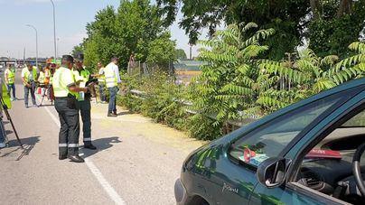 Tres de cada cuatro distracciones al volante en Baleares son por el uso del móvil