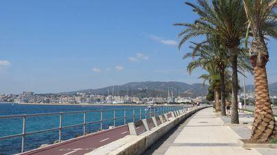 Miércoles poco nuboso en Baleares