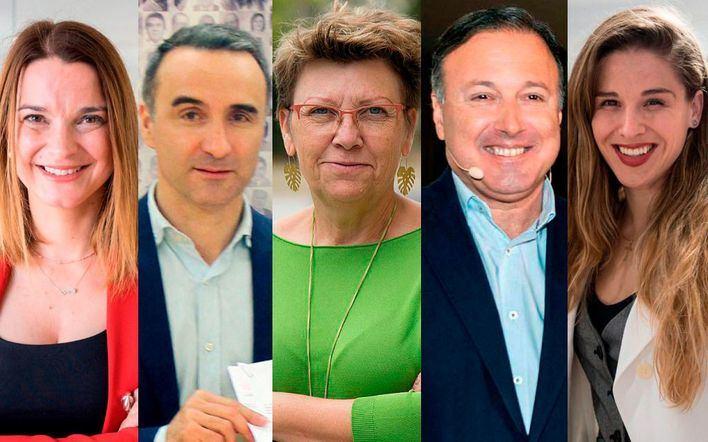 Los ocho diputados de Baleares que cesan de su cargo el próximo lunes