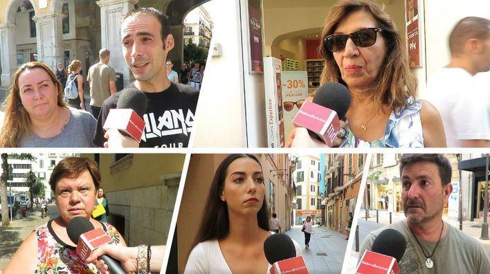 La calle indignada con la repetición electoral