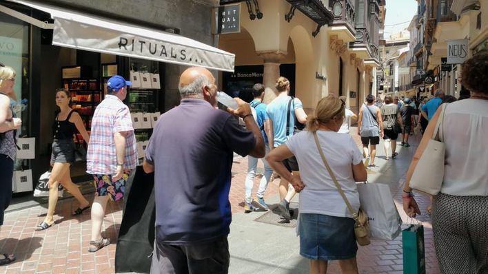 Mallorca duplica las noches tropicales este verano