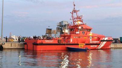 Ascienden a 35 los migrantes detenidos en Formentera, entre ellos una mujer