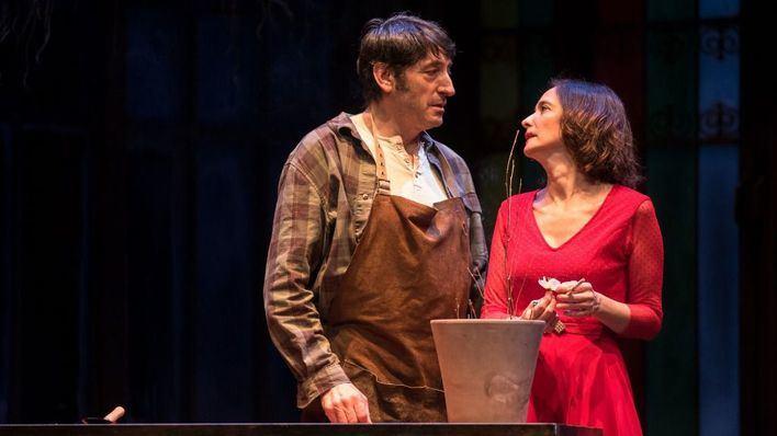 Ana Torrent y Carmelo Gómez traerán al Auditorium 'Todas las noches de un día'