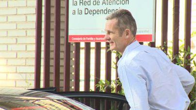 La Fiscalía recurre la salida de prisión de Iñaki Urdangarin
