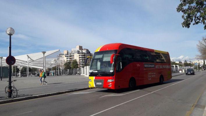 El TSJIB avala las nuevas concesiones del TIB y el Aerotib