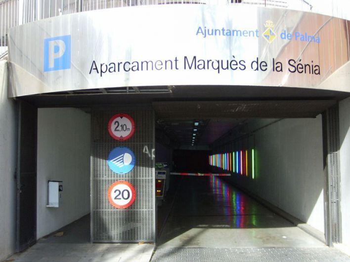 Los aparcamientos de Marqués de la Senia, sa Riera y Manacor son hoy gratuitos