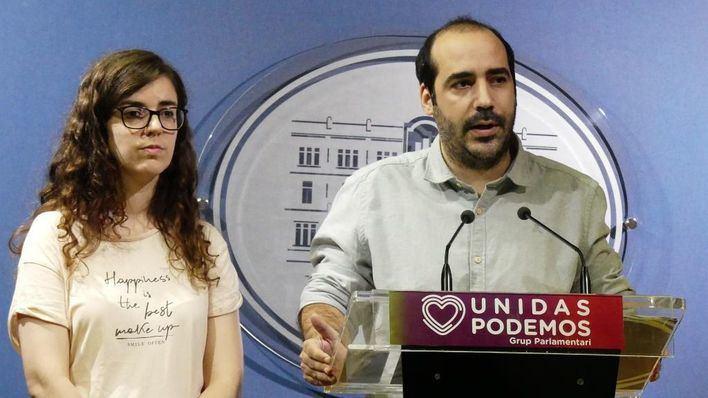"""Podemos pide la dimisión de Montero """"por haber utilizado el Ministerio de Hacienda de forma partidista"""""""