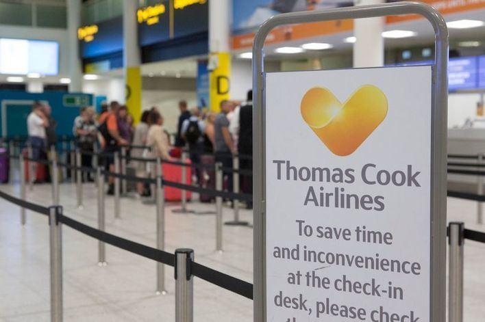 Preocupación generalizada entre los partidos políticos por la quiebra de Thomas Cook