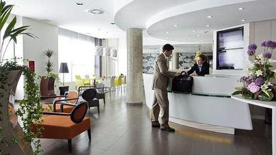 Las pernoctaciones hoteleras en Baleares bajan en 1.237 personas en agosto